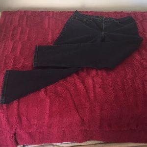 LAUREN JEANS CO.  Size 12 Bootcut Jeans